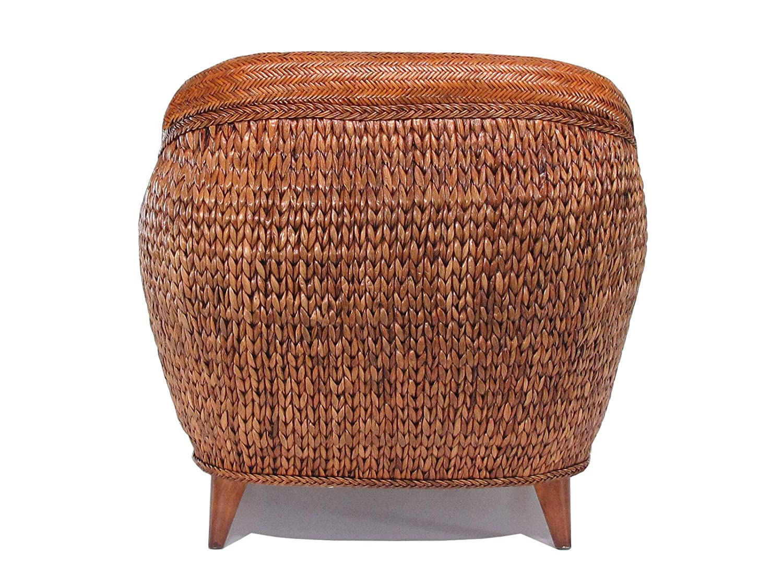 Amazon.com: Sillón de ratán e Hyacinth para sala de estar ...
