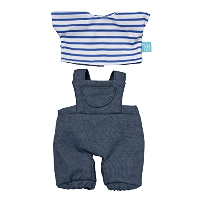 """Manhattan Toy Baby Stella Playing Favorites Baby Doll Clothes for 15"""" Dolls: Toys & Games"""