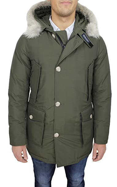verde Woolrich Parka in art uomo WOCPS1674 giaccone Arctic Cordura APwRqaF