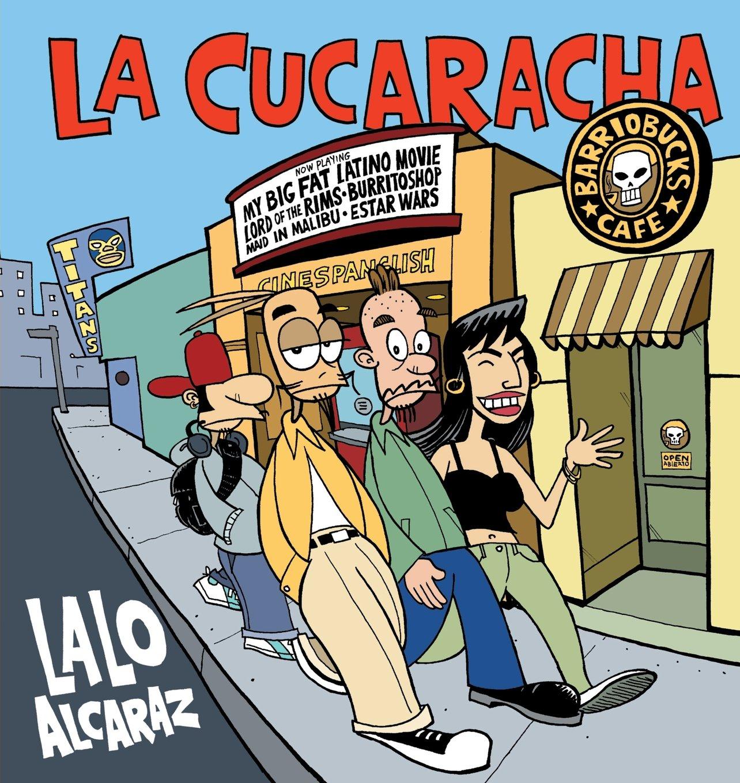 Speaking, la cucaracha comic strip final, sorry
