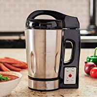 Ovation 1.6L Stainless Steel Soup Maker Blender & Smoothie Milkshake Maker Jug