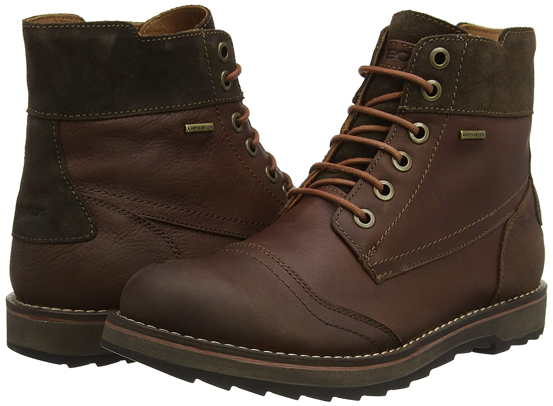 Geox Men s U Shoovy Wp A Ankle Boot 38b476489ef