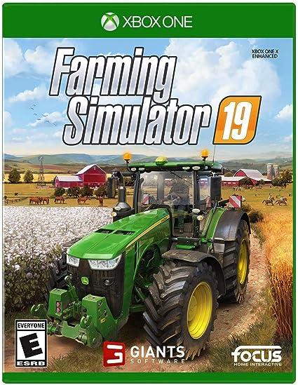 Jogo Farming Simulator 19 - Xbox One - Focus Home Interactive