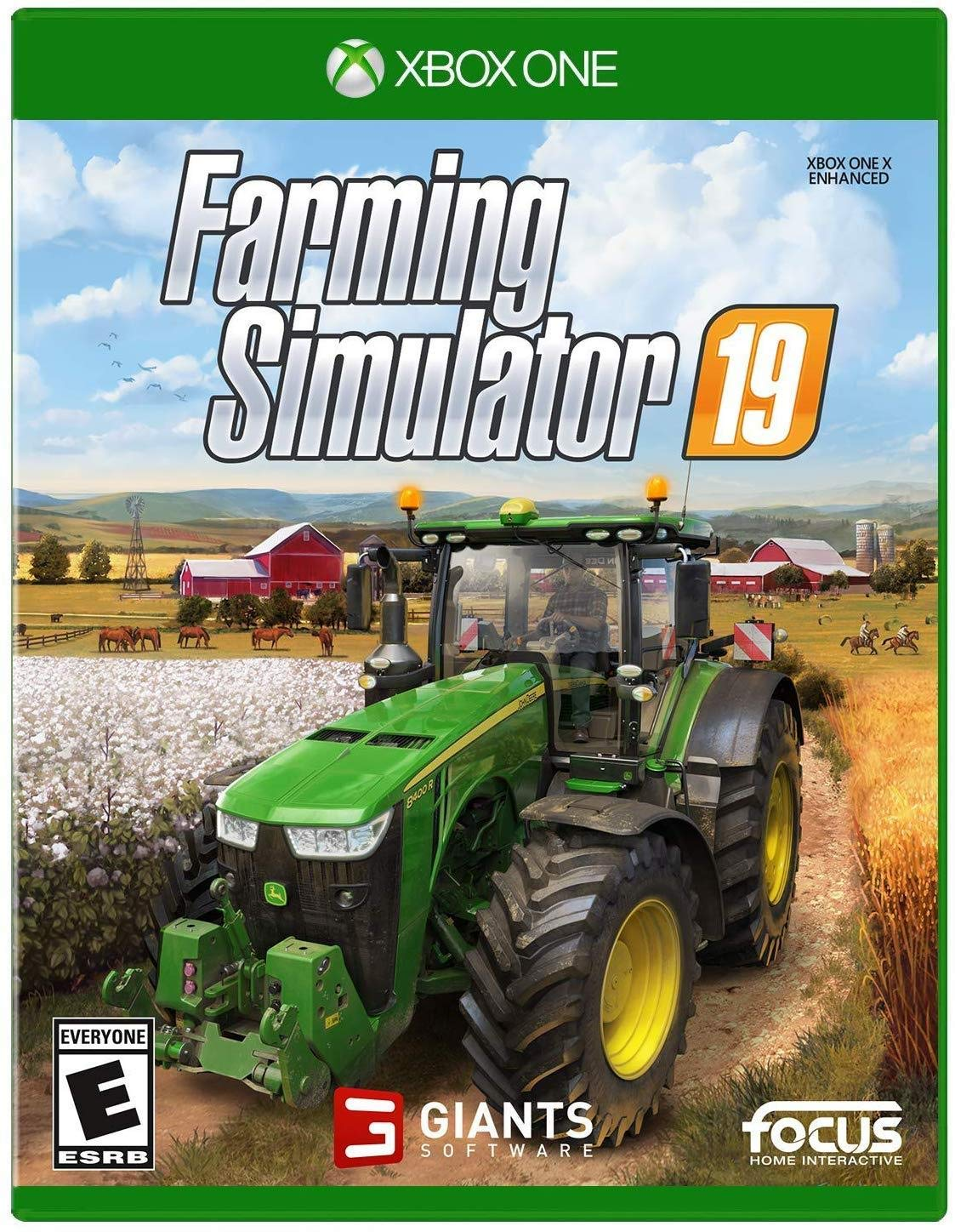 Farming Simulator 19 - Xbox One by Maximum Games