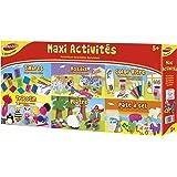 Joustra - 48045 - Kit De Loisirs Créatifs - Coffret Maxi Activités