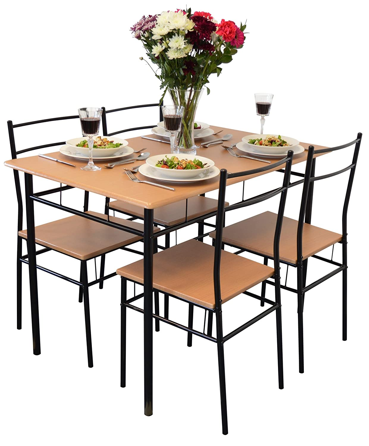 en bolonya istikbal table takimi sandalye set and furniture masa chair chairs kitchen dikdortgen rectangle