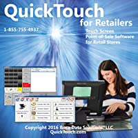 Touch Screen Point-of-Sale Software for Retail Stores