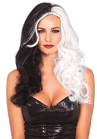 Leg Avenue Cruella peluca (talla única)