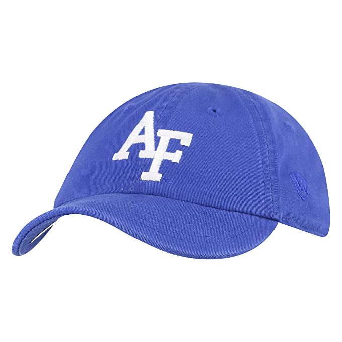 the latest 20649 b5a06 Amazon.com   Top of the World Air Force Falcons Infant Hat Icon, Royal,  Adjustable   Clothing