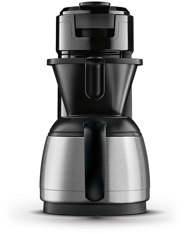 Independiente, M/áquina de caf/é en c/ápsulas, 1 L, De caf/é molido, 1450 W, Negro Senseo HD6592//60 Cafetera