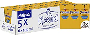Chocomel Mini Halfvol 5 x 6 x 200 ML