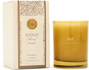 Niven Morgan Gold Candle