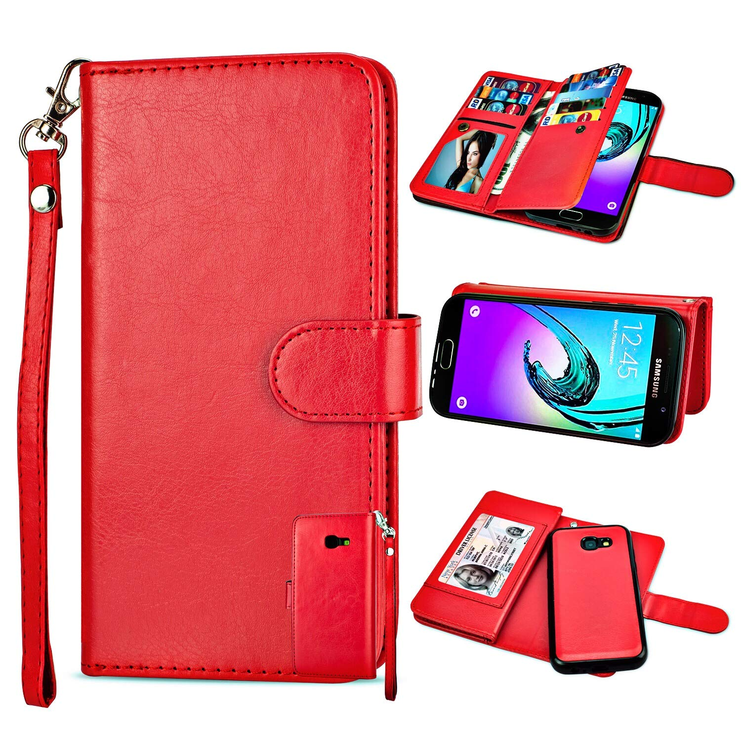 Wallet Flip Case Galaxy A5...