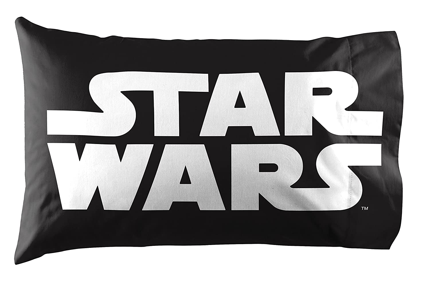 Star Wars Classic Twin//Full Comforter Super Soft Kids Reversible Bedding Fade Resistant Polyester Microfiber Fill Official Star Wars Product