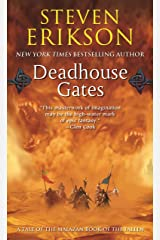 Deadhouse Gates: Book Two of The Malazan Book of the Fallen Kindle Edition