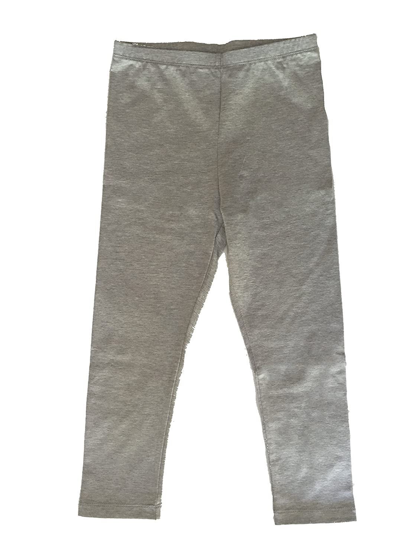 Khanomak Girls Capris Crop Cotton Leggings pants (Sizes 2T- 12 Yrs) Hollywood Star Fashion Kh002