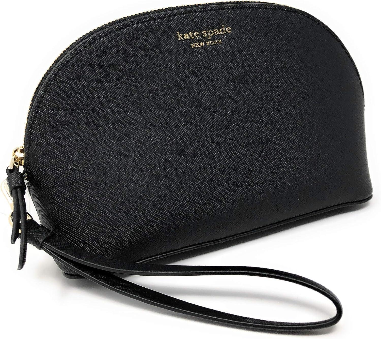 Kate Sapde New York Medium Dome Cosmetic Make-Up Travel Bag