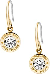 Michael Kors 241665-00 Women's Earrings MKJ5337710, Gold