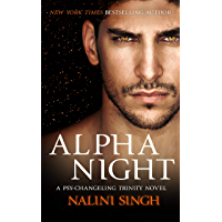 Alpha Night (The Psy-Changeling Trinity Series)