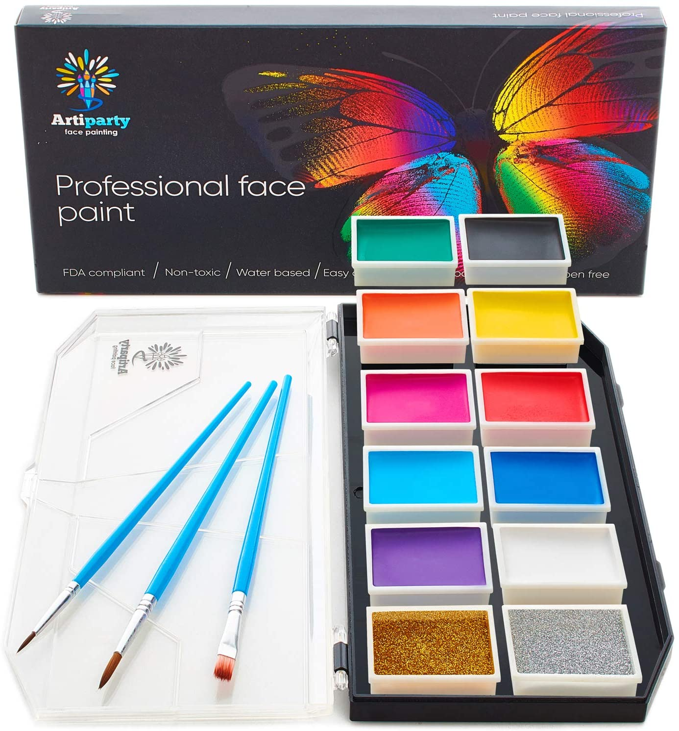 Top 9 Best Face Painting Kits (2020 Reviews & Buying Guide) 8