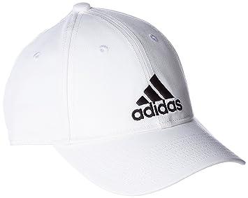 adidas 6p Cap Cotton Gorra de Tenis, Hombre: Amazon.es: Deportes y aire libre