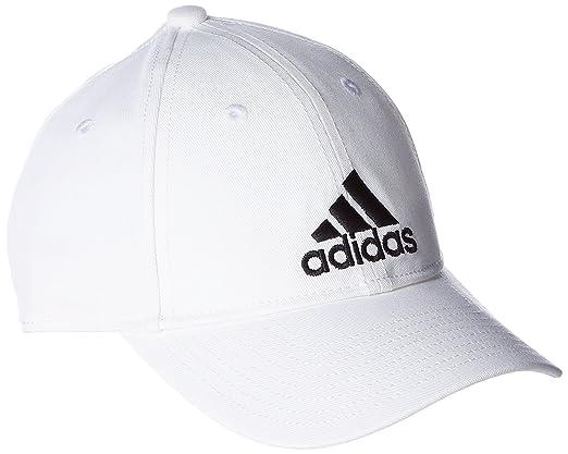 adidas 6P cap Cotton Berretto per Tennis per Uomo  Amazon.it  Sport e tempo  libero 165252e3c8bc