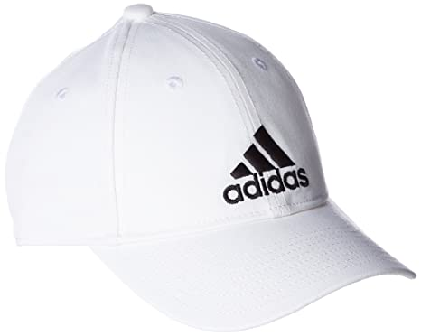 c05e7d14e57 Adidas Men s Cap (Pack of 1) (4057288952404 White
