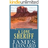 A Lone Sheriff (Western Justice)