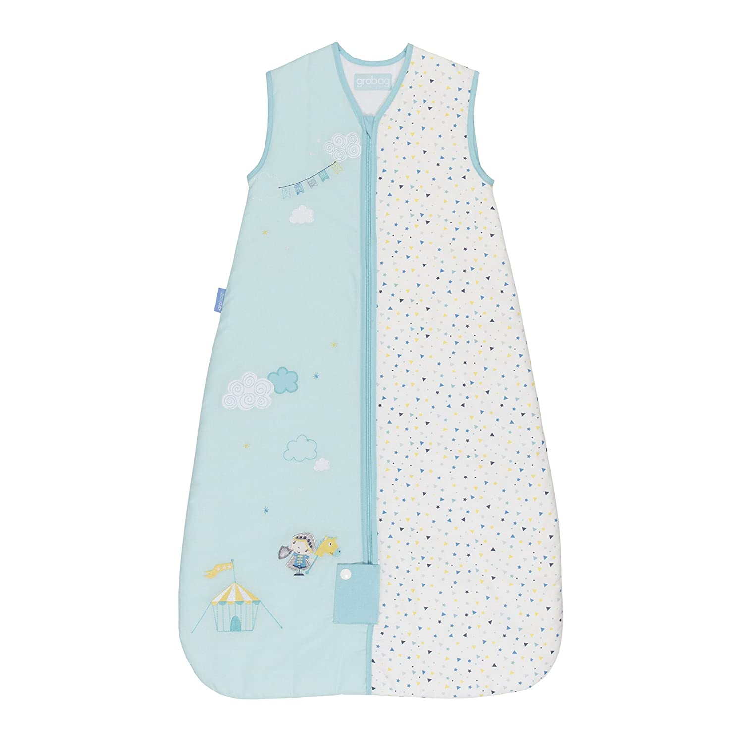 Grobag Knight's Tale Baby Sleeping Bag 6-18Months, Tog Rating: 1.0 GRPRB AAA4175