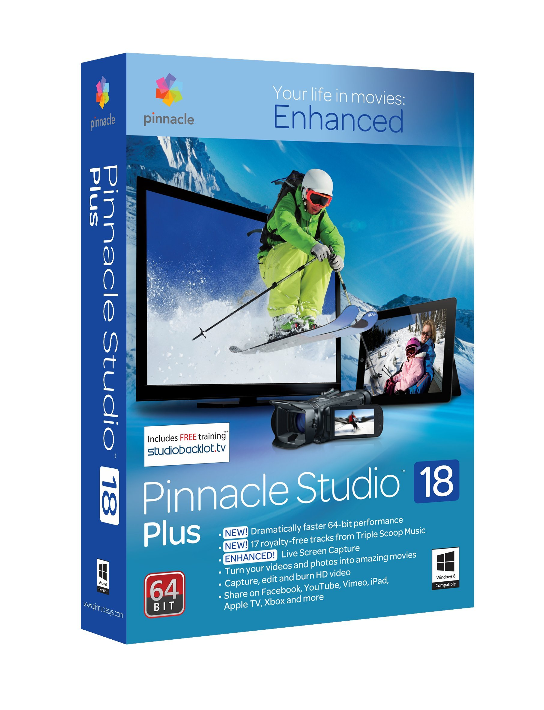 pinnacle studio 12 windows 10 compatibility