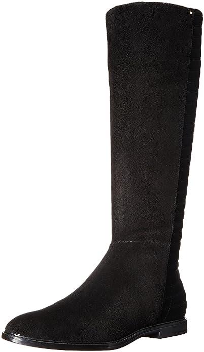 Amazon.com | Calvin Klein Women's Donnily Riding Boot | Knee-High