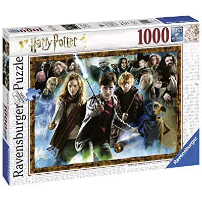 Ravensburger Harry Potter,1000pc Jigsaw Puzzle: Toys & Games