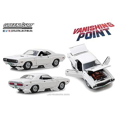 Greenlight 13526 1: 18 Vanishing Pt. (1971) - 1970 Dodge Challenger R/T: Toys & Games