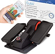 Cubii Pro - Seated Under-Desk Elliptical - Get Fit While You Sit - Bluetooth Enabled, Sync with Fitbit and Apple HealthKit -