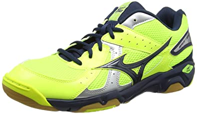 finest selection 2ff18 2721d Mizuno Wave Twister 4, Men s Volleyball Shoes  Amazon.co.uk  Shoes   Bags