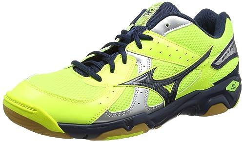 Mizuno V1GA157014 Zapatillas de Voleibol para Hombre: Amazon.es: Zapatos y complementos