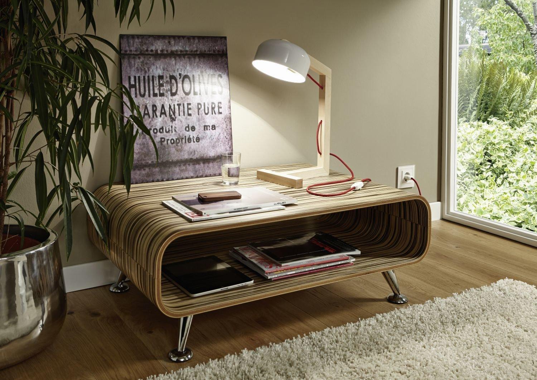 Bauhaus – Lámpara de mesa (Cilindro, E27, Interruptor de) lámpara ...