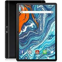 Tablet 10 pulgadas Android Tablet, Procesador Quad-Core 32 GB de almacenamiento, tarjeta SIM dual, WiFi, Bluetooth, GPS…