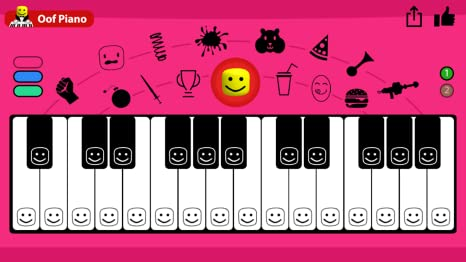 Other Friends Roblox Piano Sheet