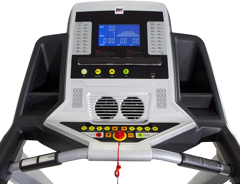 BH i.Marathoner Cinta de Correr Plegable - 21Km/h - 36 programas ...