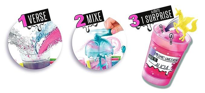Canal Toys - Mega Slime Factory, So Slime, SC 018, azul, rosa: Amazon.es: Juguetes y juegos