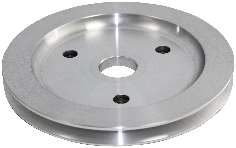 Mota Performance A70403 Aluminum Crankshaft Pulley Single Groove 6.63' Diameter