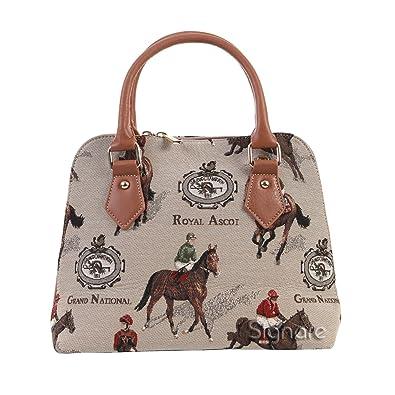 8df7c573a516 Signare Womens Ladies Tapestry Fashion Handbag Across Body Bag ...