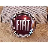 Escudo Logo Fiat Punto Evo y Bravo trasero a presión, friso original