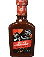 La Grille, Grilling Made Easy, BBQ Sauce, Sweet Heat, 435ml