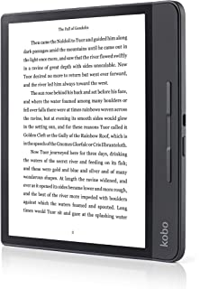 E-BOOK KOBO AURA H20 EDITION 2 N867-KU-BK-K-EP.: Kobo: Amazon.es ...
