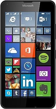 Nokia Lumia 640 Dual SIM - Smartphone de 5