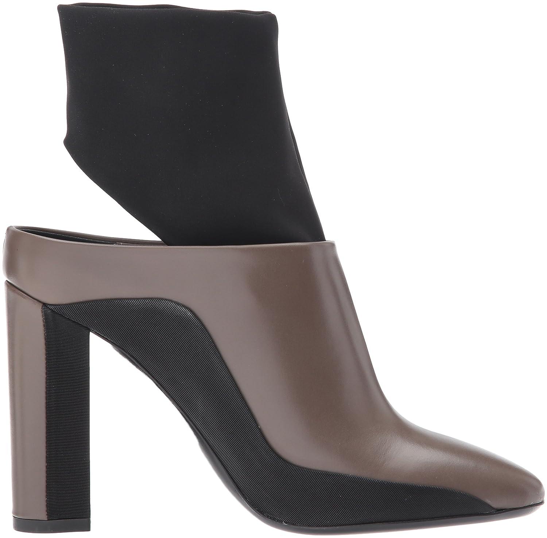 Via Spiga 11371 Botas de Tobillo Bark para Mujer Bark Leather Botas ... 8f891565d26de