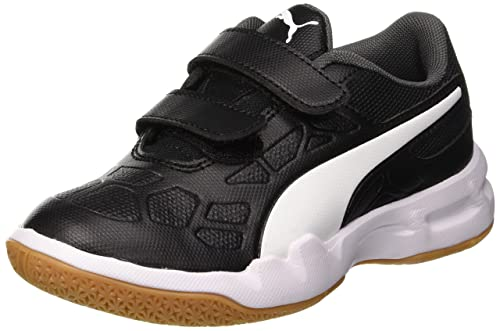 Multisport JrChaussures V EnfantAmazon Indoor Mixte Puma Tenaz RqA4jL35