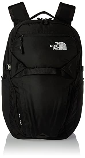 7f29131afc THE NORTH FACE Router Sac à Dos Mixte Adulte, TNF Black, 22x34.5x50 ...
